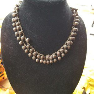 RASA Brazil Handcrafted Beaded Necklace